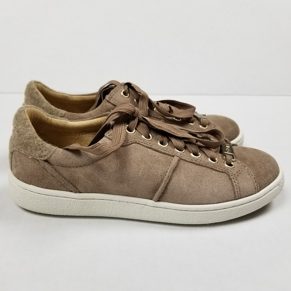UGG Shoes   Milo Suede Lace Up Sneakers